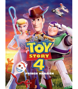 TOY STORY 4 - Příběh hraček 4 - 2019 DVD