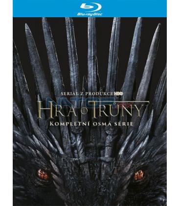 Hra o trůny 8. série (Game of Thrones Season 8) Blu-ray (3 X BD) 2018