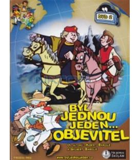 Byl jednou jeden... objevitel - DVD 2 (Il était une fois... les explorateurs) DVD