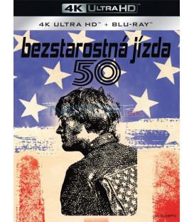 Bezstarostná jízda 1969 (Easy Rider) (4K Ultra HD) - UHD Blu-ray + Blu-ray