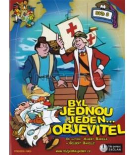 Byl jednou jeden... objevitel - DVD 3 (Il était une fois... les explorateurs) DVD