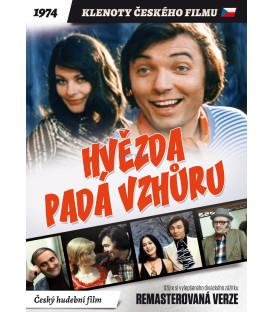 Hvězda padá vzhůru 1974 DVD