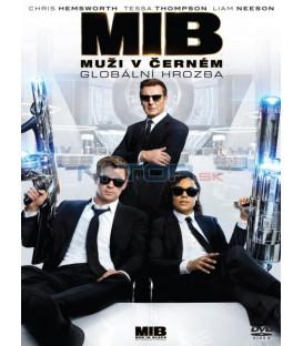 Muži v čiernom: Globálna hrozba 4 - 2019 (Men in Black: International 4) DVD (SK OBAL)