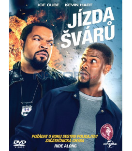 Jízda šváru (Ride Along) DVD