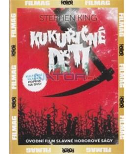 Kukuřičné děti DVD (Children of the Corn)