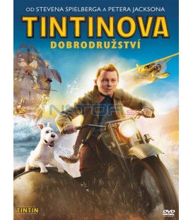 Tintinova dobrodružství (The Adventures of Tintin) SK/CZ dabing