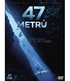 47 metrů 2016 (47 Meters Down) DVD
