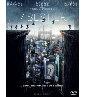 7 sestier 2017 (What Happened to Monday) DVD (SK obal)
