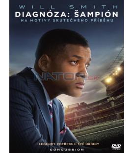 Diagnóza: Šampión (Concussion) DVD