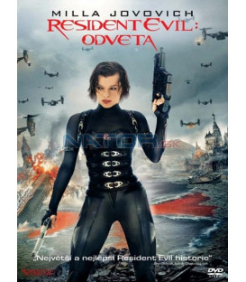 Resident Evil 5: Odveta (Re5ident Evil: Retribution) DVD