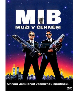 Muži v černém (Men in Black) DVD