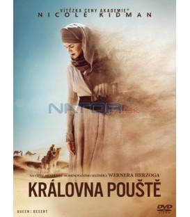 Královna pouště (Queen of the Desert) DVD