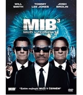 Muži v černém 3 (Men in Black III) DVD
