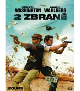 2 ZBRANĚ (2 Guns) DVD