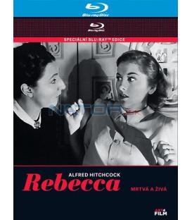 Mrtvá a živá 1940 (Rebecca) Blu-ray (BD+kniha)
