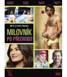 Milovník po přechodu (How to Be a Latin Lover) DVD