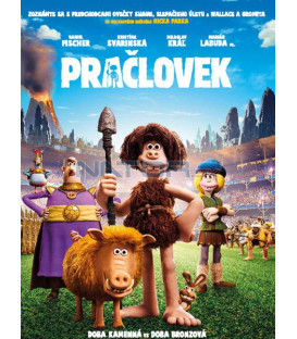 Pračlovek 2018 (Early Man) DVD