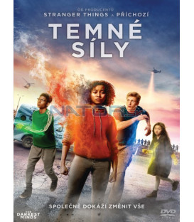 Temné síly 2018 (The Darkest Minds) DVD