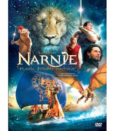 Letopisy Narnie: Dobrodružstvá lode Ranný pútnik (The Chronicles of Narnia: Voyage of the Dawn Treader) DVD
