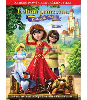 LABUTÍ PRINCEZNA 7: KRÁLOVSKÁ MISE (Swan Princess: Royally Undercover) DVD