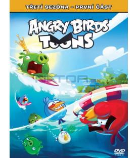 Angry Birds Toons 3. série 1. část DVD