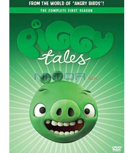 Angry Birds: Prasátka 1. série DVD