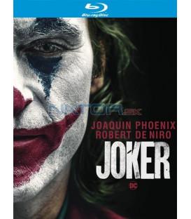 JOKER 2019 (JOKER) Blu-ray