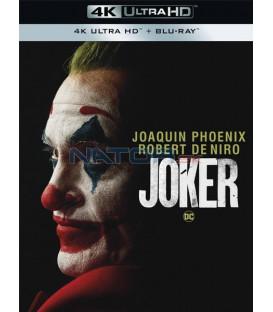 JOKER 2019 (JOKER) (4K Ultra HD) - UHD Blu-ray + Blu-ray
