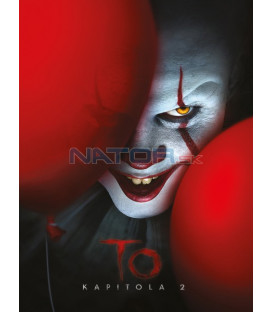 To Kapitola 2 - 2019 (It: Chapter Two) DVD