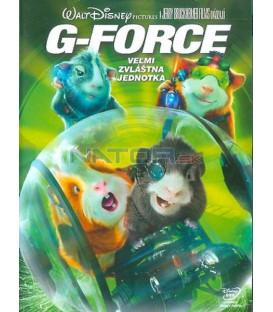G - Force: Veľmi zvláštna jednotka (G-Force) DVD