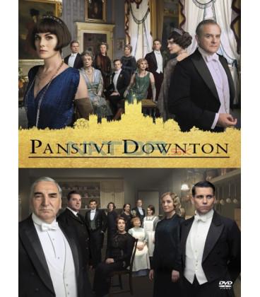 Panství Downton 2019  (Downton Abbey) DVD