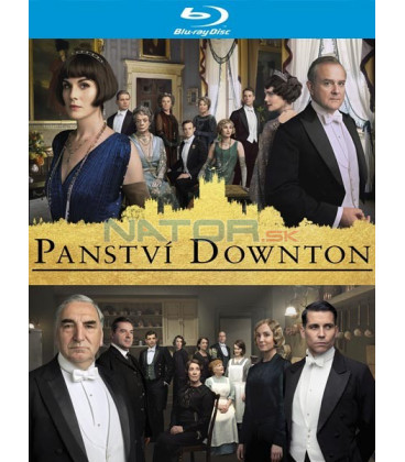 Panství Downton 2019  (Downton Abbey) Blu-ray
