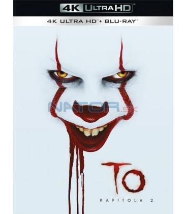 To Kapitola 2 - 2019 (It: Chapter Two) (4K Ultra HD) - UHD Blu-ray + Blu-ray