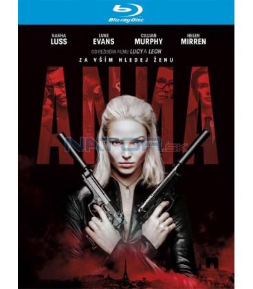 Anna 2019 (Anna) Blu-ray