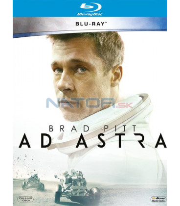 Ad Astra 2019 - Brad Pitt Blu-ray