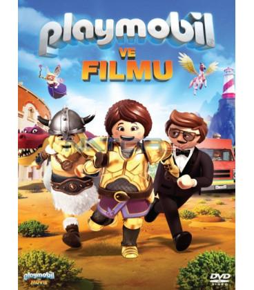 Playmobil ve filmu 2019 (Playmobil: The Movie) DVD