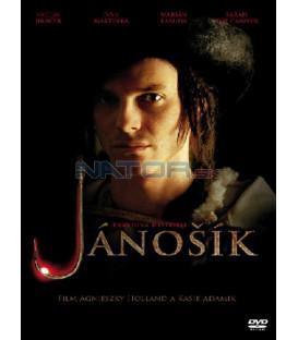 Jánošík - Pravdivá história Film DVD
