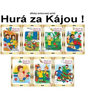 Hurá za Kájou ! kolekce 7 x DVD
