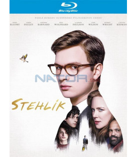 Stehlík 2019 (The Goldfinch) Blu-ray