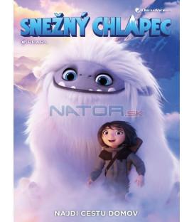 Snežný chlapec / Sněžný kluk 2019 (Abominable) DVD