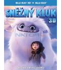 Snežný chlapec / Sněžný kluk 2019 (Abominable) 2D+3D Blu-ray