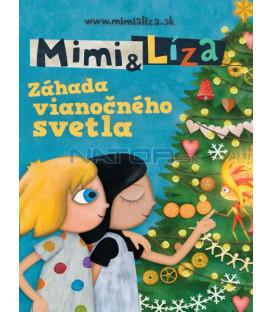 Mimi a Líza - Záhada vianočného svetla DVD (SK)