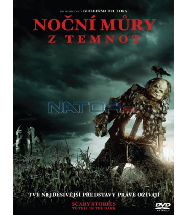Noční můry z temnot 2019 (Scary Stories to Tell in the Dark) DVD