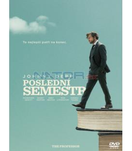 Poslední semestr 2018 (The Professor) DVD