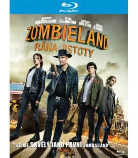 Zombieland: Rána jistoty 2019 (Zombieland: Double Tap) Blu-ray