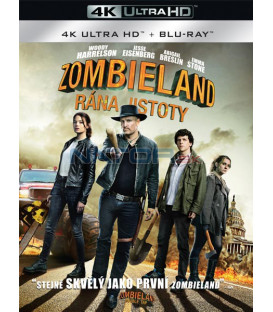 Zombieland: Rána jistoty 2019 (Zombieland: Double Tap) (4K Ultra HD) - UHD Blu-ray + Blu-ray