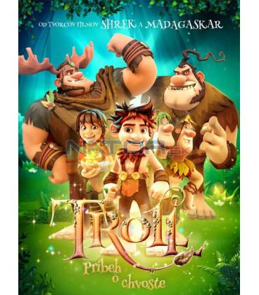 Troll: Príbeh o chvoste/Trollové a kouzelný les 2019 (Troll: The Tale of a Tail) DVD