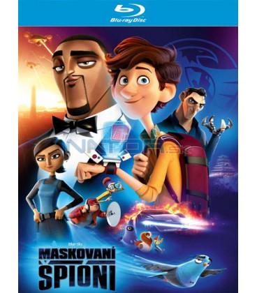 Maskovaní špióni/Špióni v převleku 2019 (Spies in Disguise) Blu-ray