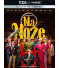 NA NOŽE 2019 (Knives Out) (4K Ultra HD) - UHD Blu-ray + Blu-ray