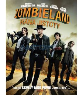 Zombieland: Rána jistoty 2019 (Zombieland: Double Tap) DVD (SK OBAL)